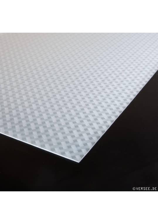 Anti-Rutschmatte Transluzent für Stand-Rollcontainer (80cm Tiefe)