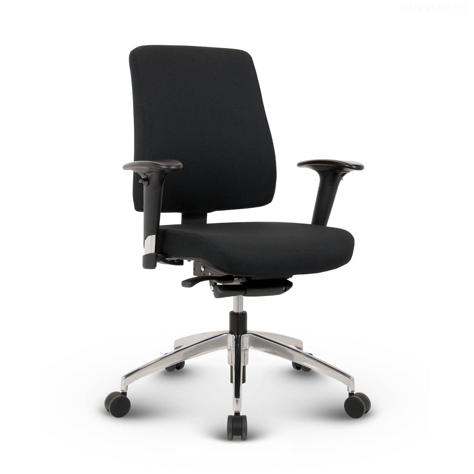 Basic Profi Drehstuhl Bürostuhl Schreibtischstuhl Konferenzstuhl Stoff