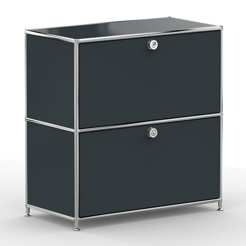 Sideboard 02101 - 2 x Schublade Metall ... » VERSEE