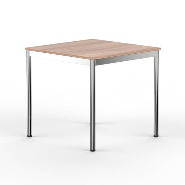 Schreibtisch Konferenztisch 60 x 60cm kirschbaum