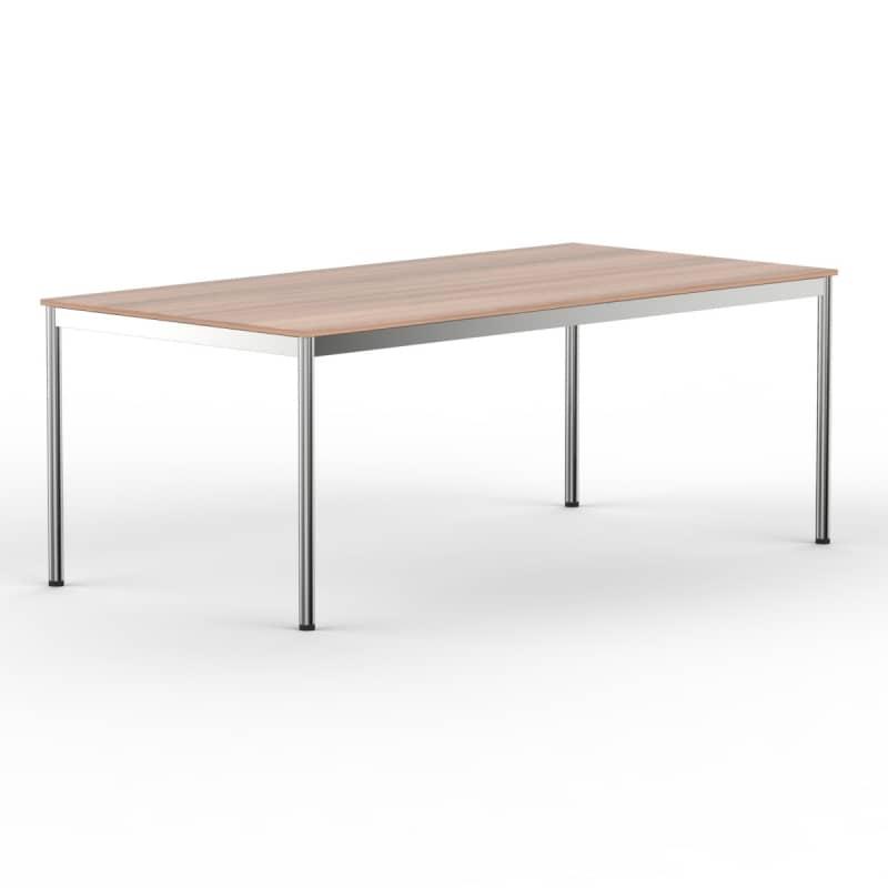 Schreibtisch konferenztisch 180 x 90cm versee for Schreibtisch 90 x 180