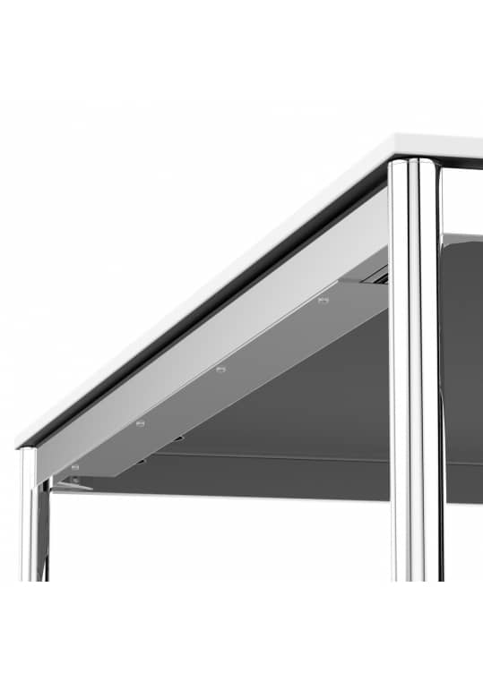 Schreibtisch Konferenztisch 120 x 70cm kirschbaum