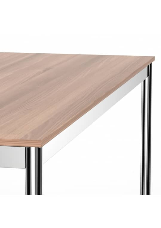 Schreibtisch Konferenztisch 120 x 60cm kirschbaum