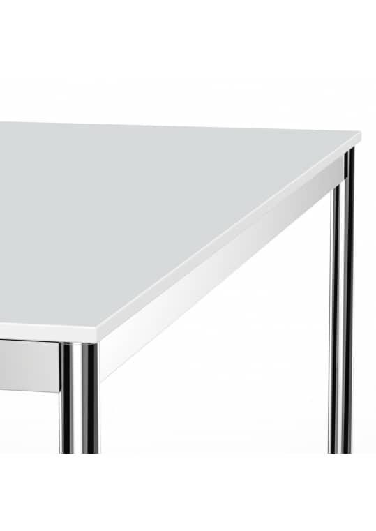 Schreibtisch Konferenztisch 180 x 70cm lichtgrau