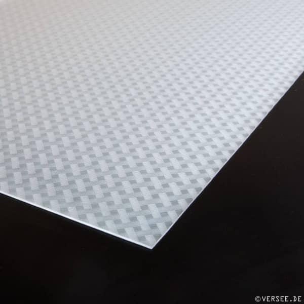 Anti-Rutschmatte für Rollcontainer (60cm Tiefe) Transluzent