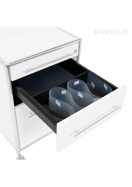 OrgaWelle - Kunststoff transluzent