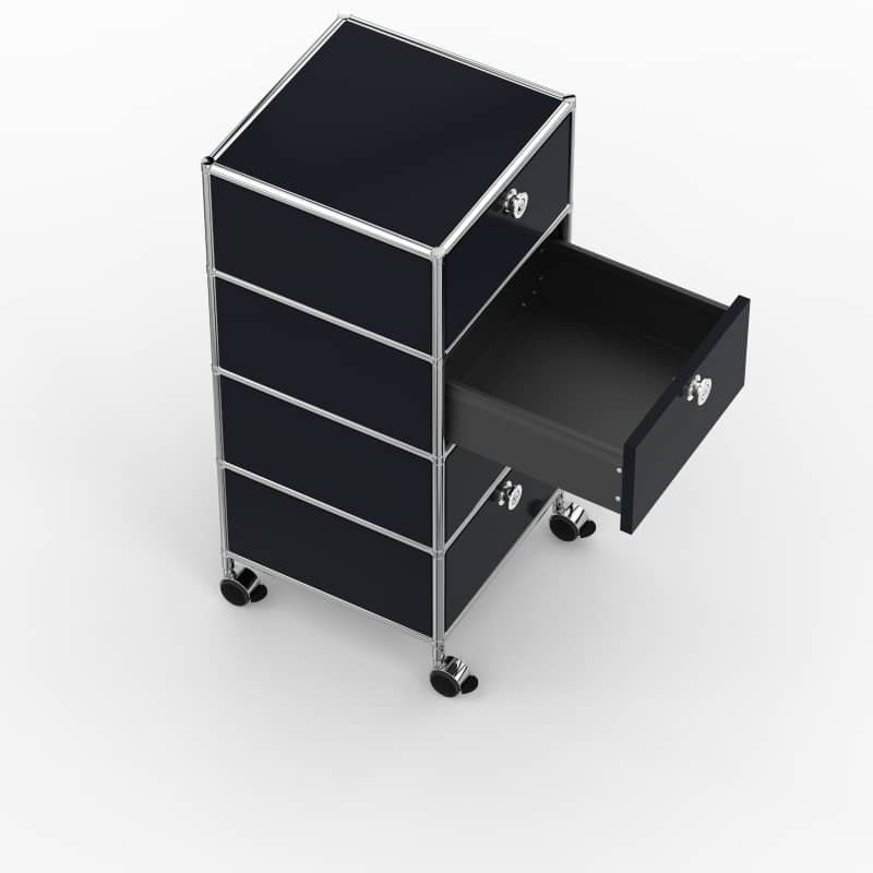 Rollcontainer design hoch  Rollcontainer - Design 40cm - 4xES (AHR) - ... » VERSEE